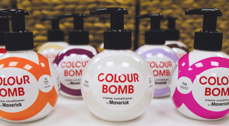 Colour Bomb Clear